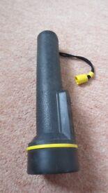 Heavy Duty Rubber Torch Shock Resistant