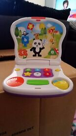 Childrens Toy Lap Top