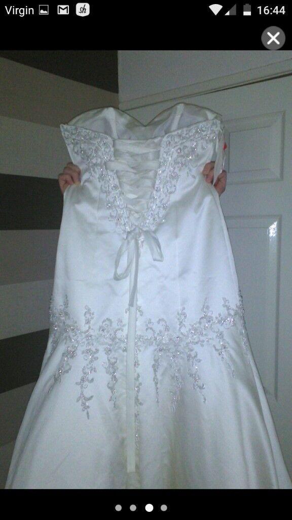 Mori Lee wedding dress | in Tuffley, Gloucestershire | Gumtree
