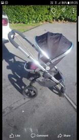 Candy peach 2 travel system
