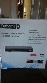 Digihome 500GB SD PVR Set Top Box