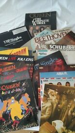 used LPs including Queen, ABBA,classical, some special box sets, also more than in pic