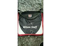 Wilson staff suit bag New