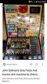 Bandit machine