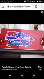 Takeaway rajas pizza bar longsight