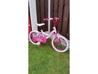 """Boys 16 """" bike in very good condition can deliver for a small charge"""