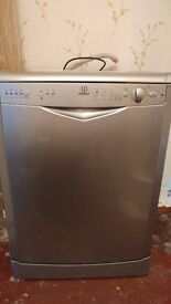 Indesit dishwasher - leaks a bit but fixable.