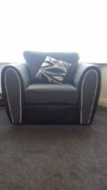 2&3 seater plus chair