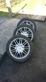 4 good tyres