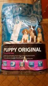 Burns puppy food 6kg