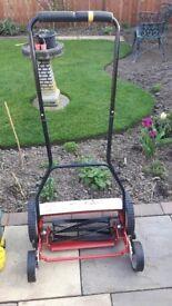 Eckman lawnmower