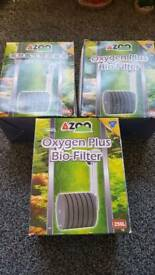 Azoo oxygen plus bio filter foam fishtank aquarium media
