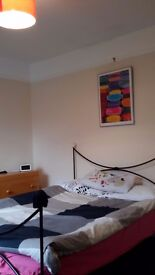 Double room in quiet and tidy house