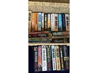 Large lot of books (over 100)