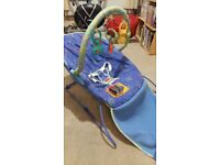 Fisher Price Link-a-doos calming vibrations bouncer