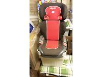 Graco Junior Scarlet Sport Car Seat