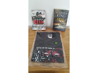 NEW 'The Cell' Book, DVD & T-Shirt