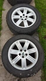 "Range Rover Vogue L322 TDV8 19"" Alloy Wheels"