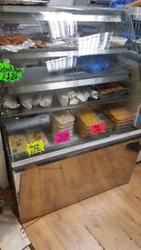 display fridge, ideal for business or even home fully working order