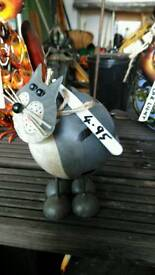Gifts concrete,stone and metal ornaments under a tenner, Near Rochford Essex