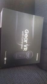 samsung GearVR with controller