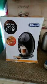 Brand new, sealed, De'Longhi Nescafé Dolce Gusto Jovia Manual Coffee Machine