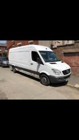 Sprinter 311cdi 110bhp 57 reg ATTENTION PLEASE READ VAN NEEDS A CLUTCH SO IT DOES NOT DRIVE