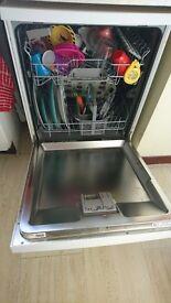 Bosch dishwasher under a year old