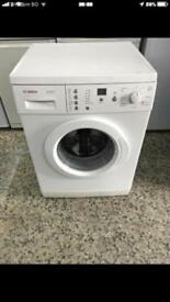 Bosch washing machine new model full working very nice 4 month warranty free delivery