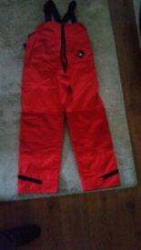 SAILING / BOATING TROUSERS (NEW)