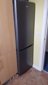 Samsung Fridge Freezer Frost Free Very Good Condition Graphite