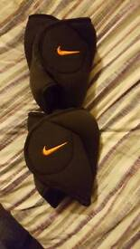 Nike ankle weights 5lb black volt