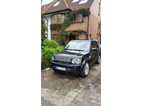 LAND ROVER DISCOVERY IV 3.0 SDV6 HSE LHD POLISH REGISTERED 7 SEATER IN SANTORINI BLACK CERT. COC