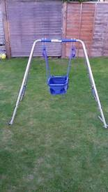 baby or toddler swing