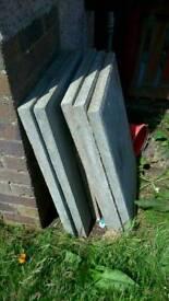 Slabs and bricks