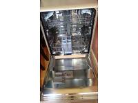Smeg dishwasher DC122SS size 60cm