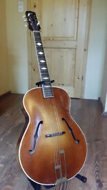 1930-1939 Guitar ''Cid'' Archtop