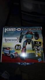 Kre-o Transformers Exeter