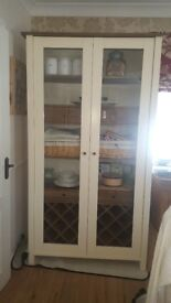 Kitchen/dining display cabinet