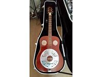 SHAFTSBURY RESONATOR SOLD.SOLD.SOLD. DOBRO GUITAR FROM 70s