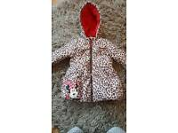 Girls coat age 5-6 years