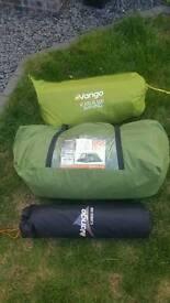 Vango icarus 500 tent package