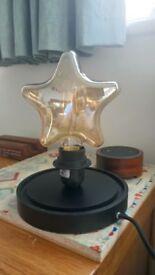 Star Light Bulbs (plus one Metropolis bulb)