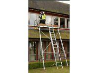 Easi dec scaffold system