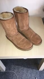 Ugg boots genuine size 8