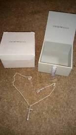Genuine Armani Necklace
