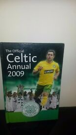 Six great collection books celtic and Beanos great condition not to be missed.
