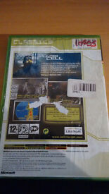 SPLINTER CELL xbox - INCLUDES BONUS DVD