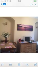 2 Double furnished rooms to let in denes area darlington surtees st. Great house £75 per incl bills