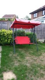 Ga2 seater garden swing seat